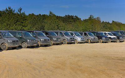 Auch das zweite OffRoad-Festival für Volkswagen Transporter 4MOTION war ein voller Erfolg!