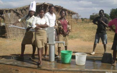 Projet «puits» au Malawi
