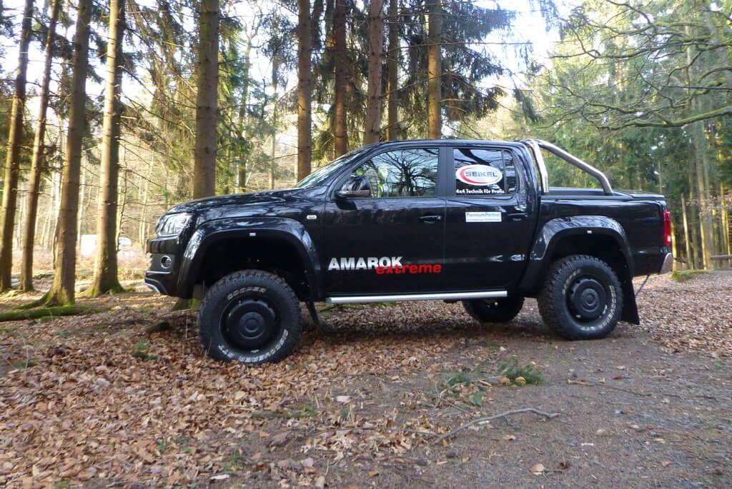 Volkswagen Amarok Extreme En Seikel