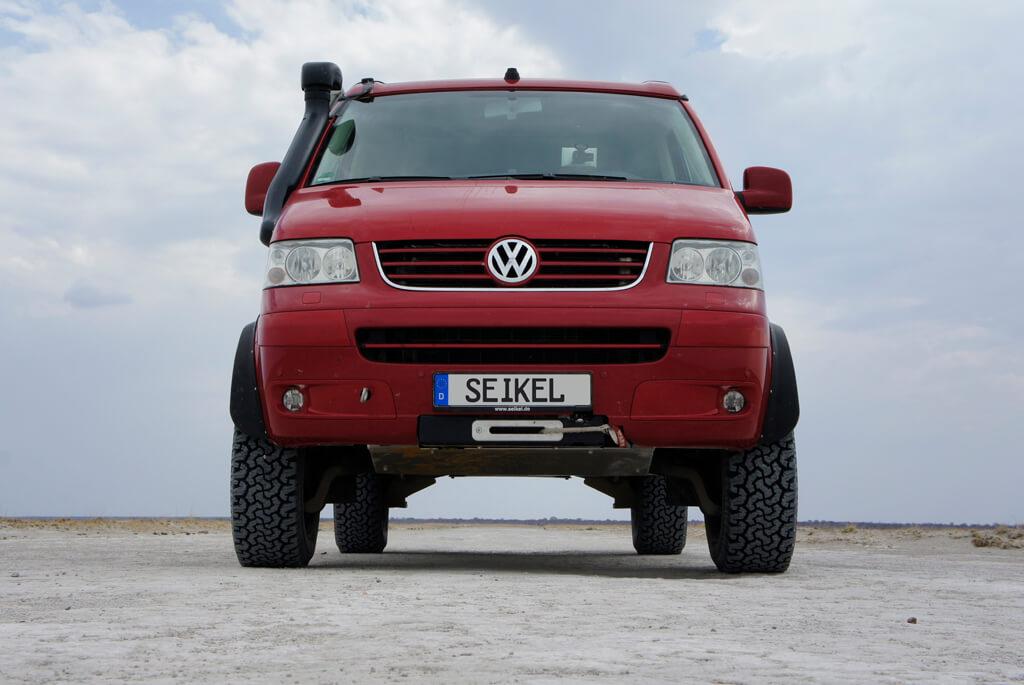 Volkswagen Transporter T5 Extreme En Seikel