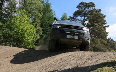 Rückblick: 3. Offroad-Festival für Volkswagen 4MOTION Transporter vom 25.–27. Mai 2017