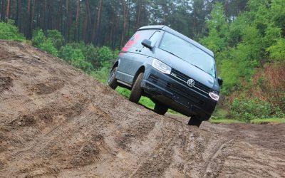 Rückblick: 4. Offroad-Festival für Volkswagen 4MOTION Transporter vom 10.–12. Mai 2018