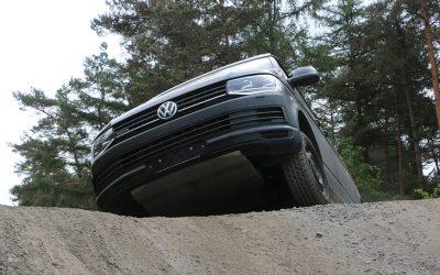 Fünftes Offroad-Festival für Volkswagen 4MOTION Transporter vom 24. bis 25. Mai 2019