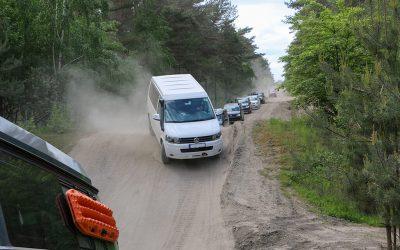 6. Offroad-Festival für Volkswagen 4MOTION Transporter am 15. und 16. Mai 2020